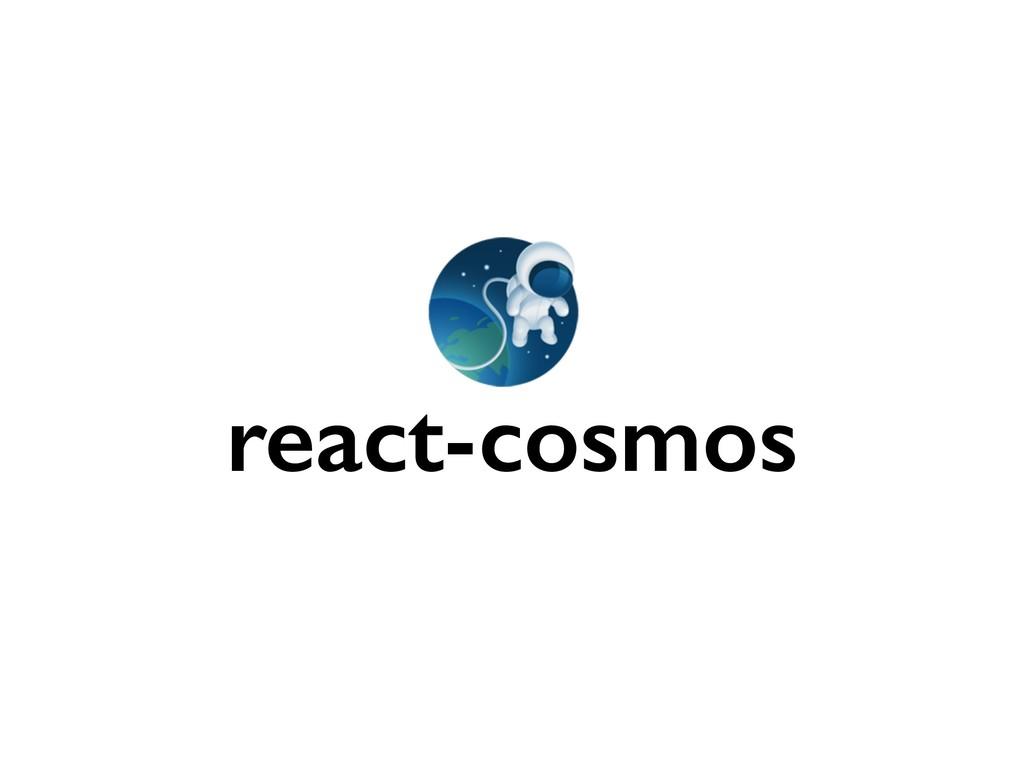 react-cosmos