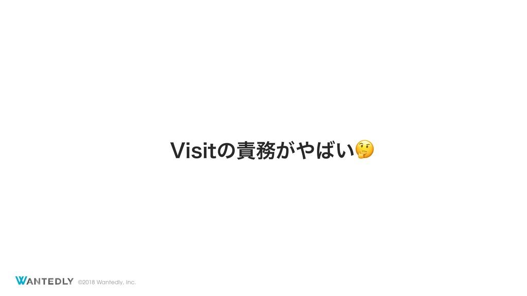 ©2018 Wantedly, Inc. 7JTJUͷ͕͍