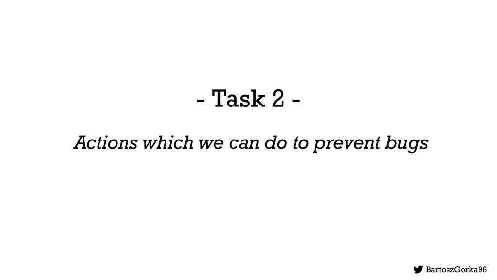 - Task 2 - Actions which we can do to prevent b...
