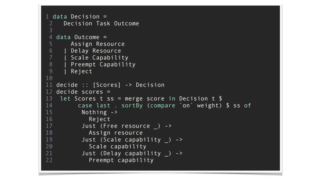 1 data Decision = 2 Decision Task Outcome 3 4 d...