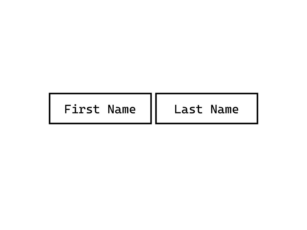 First Name Last Name