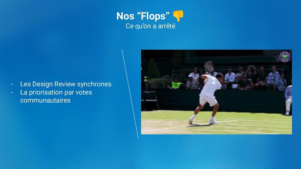"""Nos """"Flops"""" 👎 Ce qu'on a arrêté - Les Design Re..."""