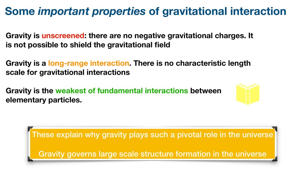 Gravity is unscreened: there are no negative gr...