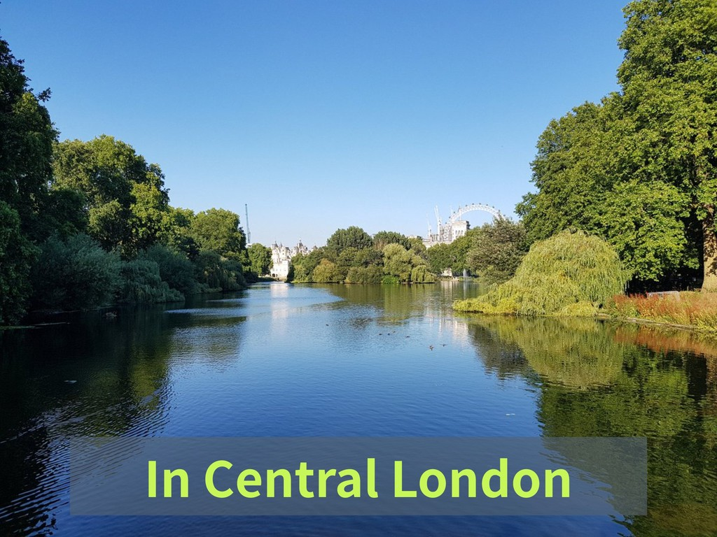 In Central London