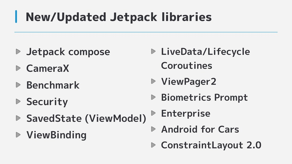 Jetpack compose CameraX Benchmark Security Save...
