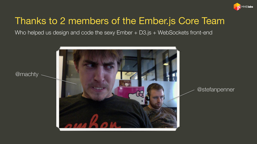 Thanks to 2 members of the Ember.js Core Team W...