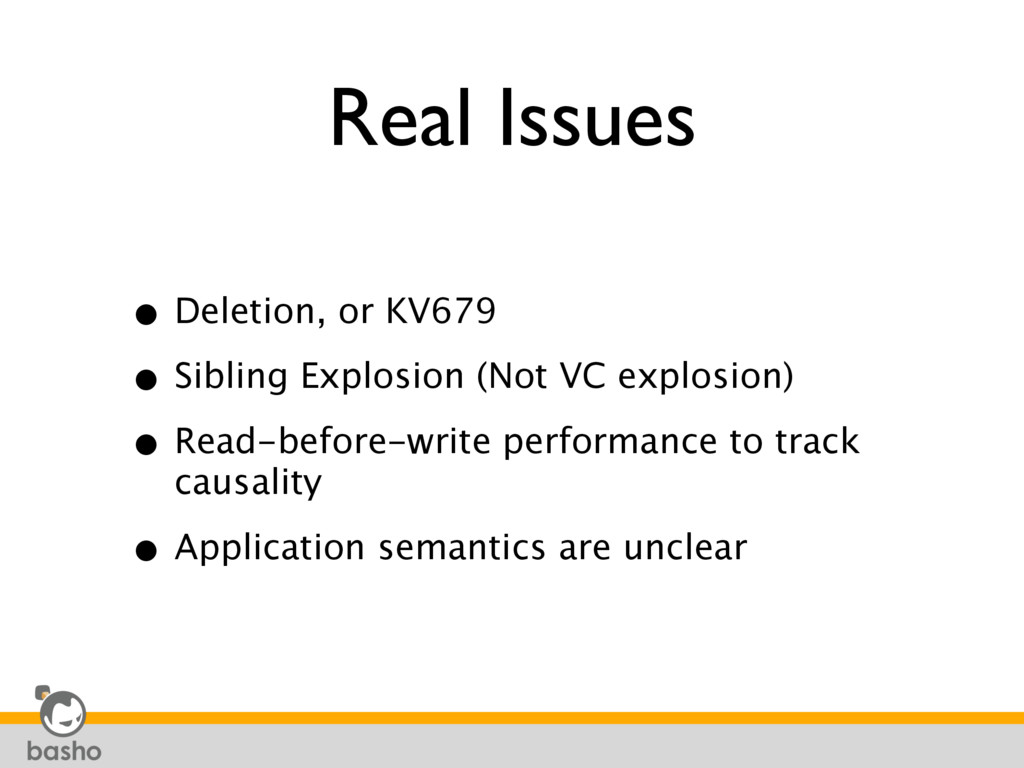 Real Issues • Deletion, or KV679 • Sibling Expl...