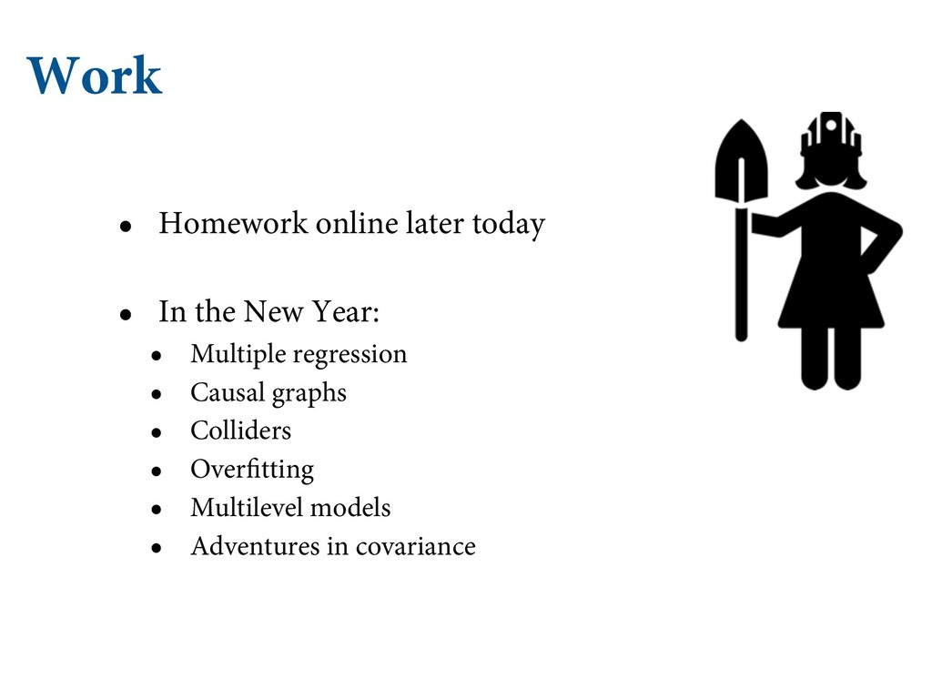 Work • Homework online later today • In the New...