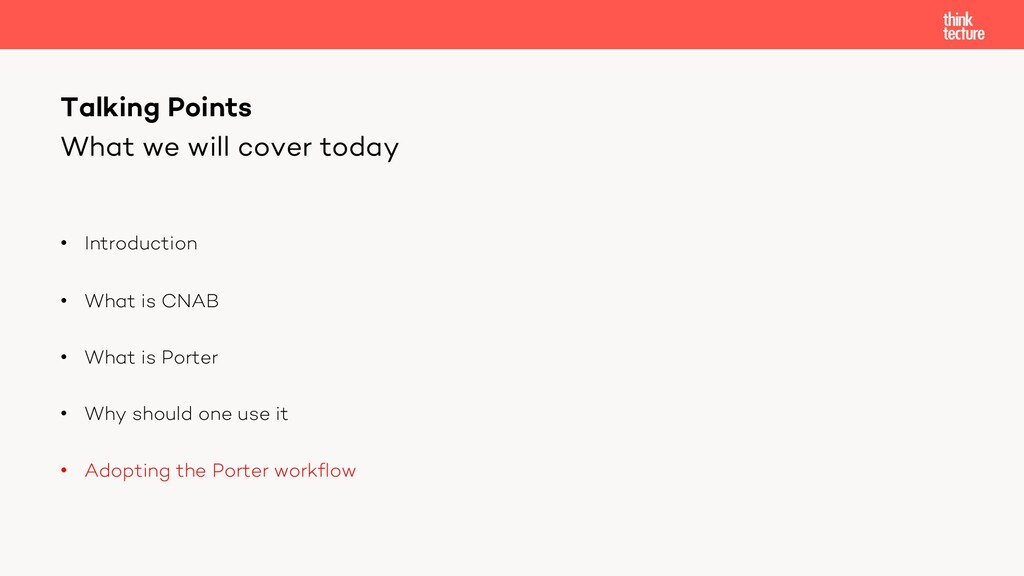 What we will cover today • Introduction • What ...