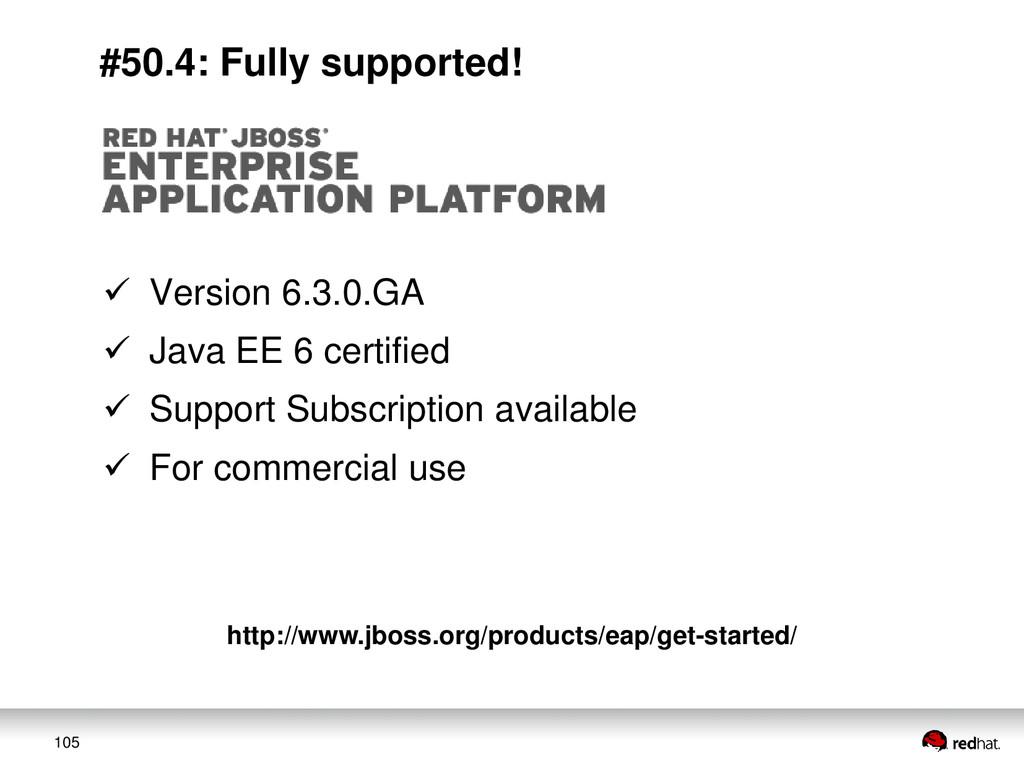 105 http://www.jboss.org/products/eap/get-start...