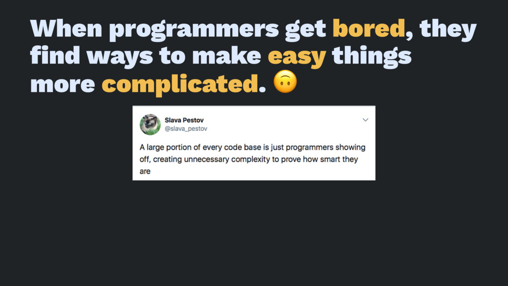 When programmers get bored, they find ways to ma...