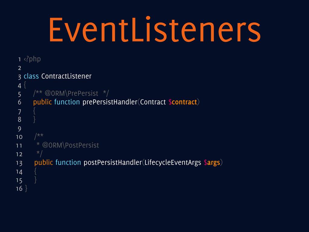 EventListeners 1 <?php 2 3 class ContractListen...