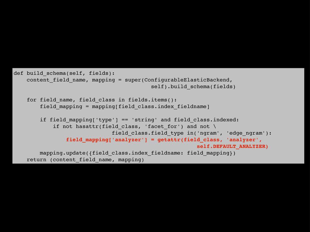 def build_schema(self, fields): content_field_n...