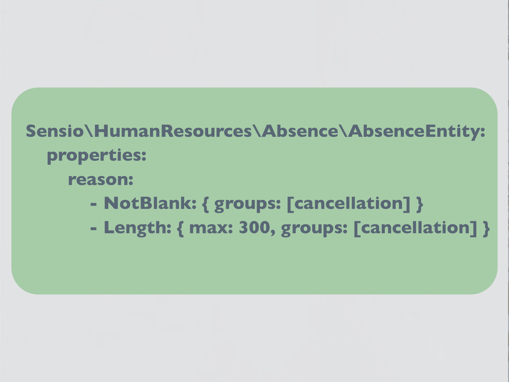 Sensio\HumanResources\Absence\AbsenceEntity: pr...