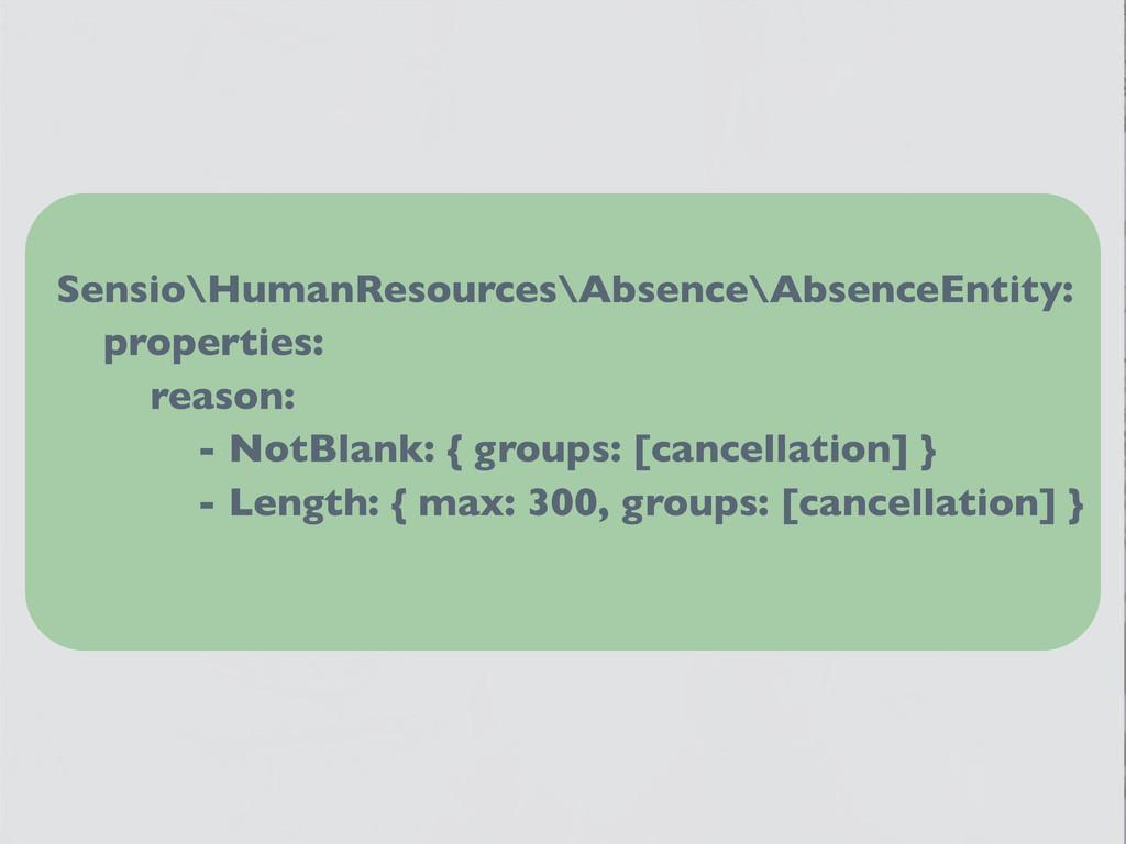 Sensio\HumanResources\Absence\AbsenceEntity: pr...