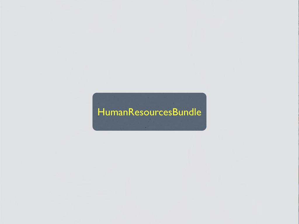 HumanResourcesBundle