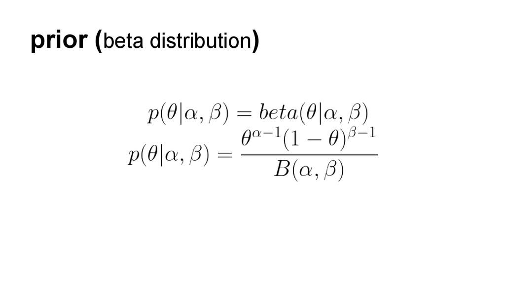 prior (beta distribution)