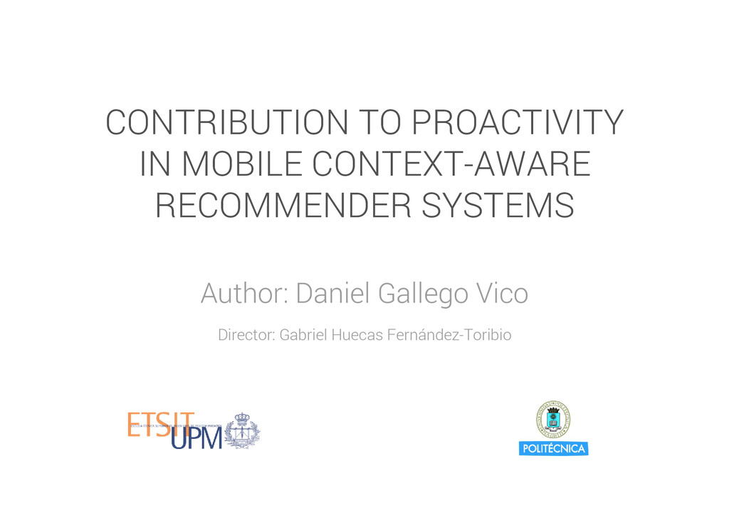 CONTRIBUTION TO PROACTIVITY IN MOBILE CONTEXT-A...