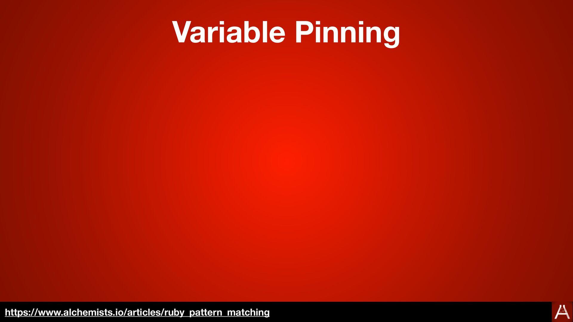 "case [1, 2, 3 ]  in first, *remainder then ""mat..."