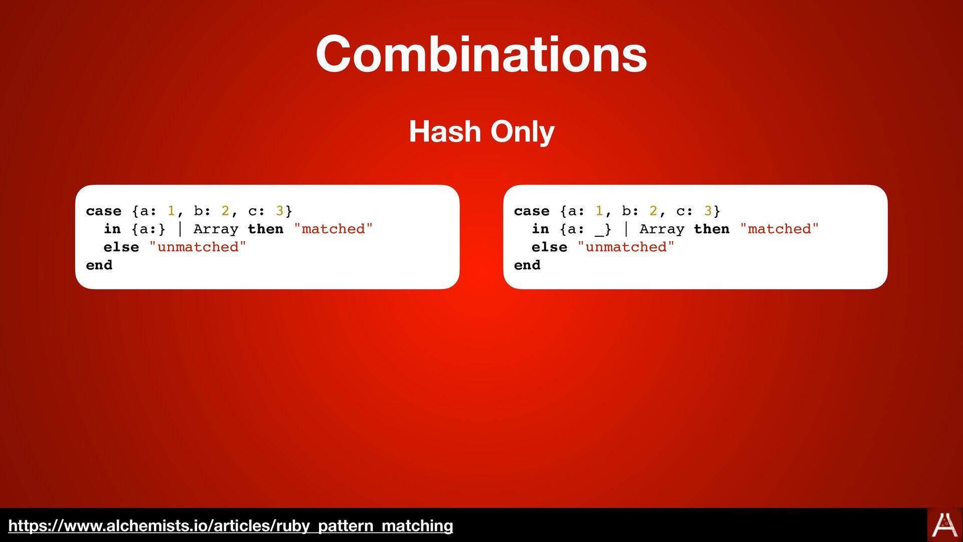 Guard Clauses https://docs.ruby-lang.org/en/mas...