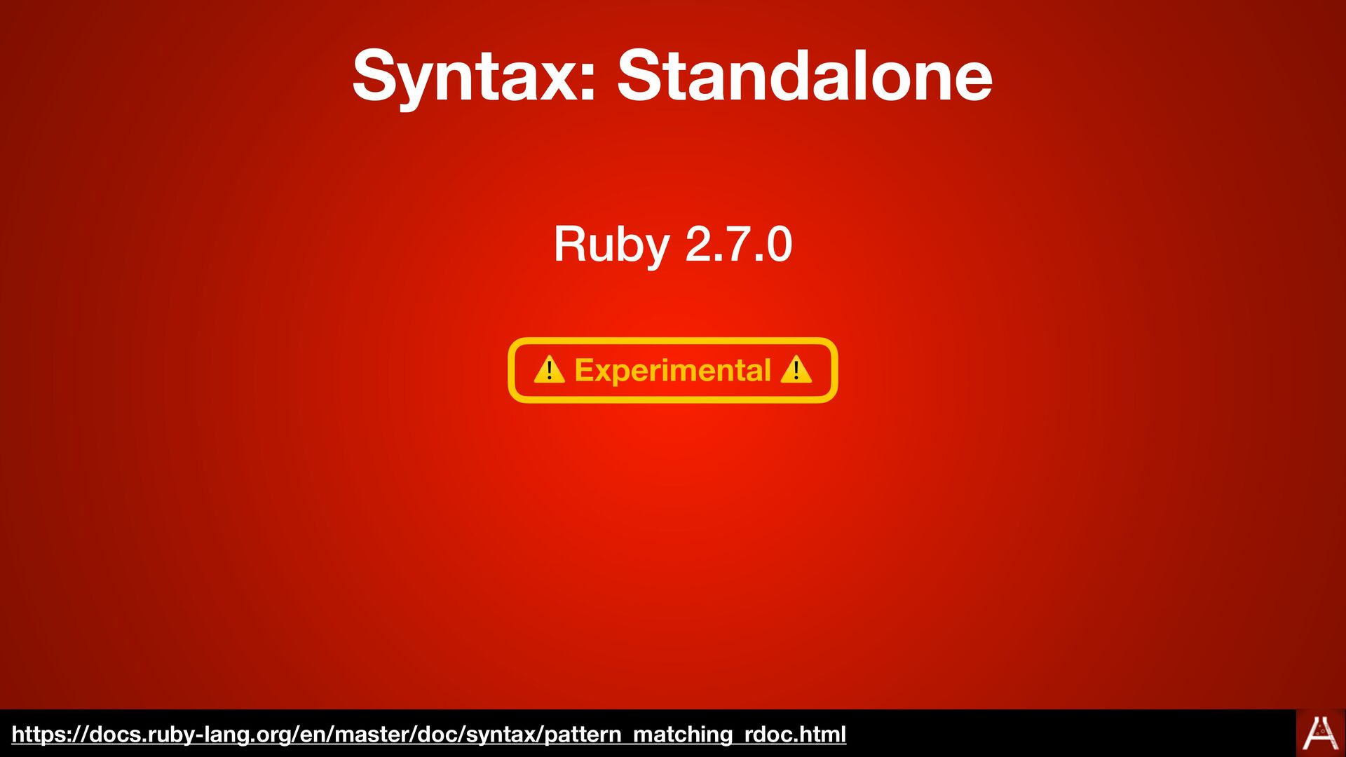 Non-Primitive Interface https://docs.ruby-lang....