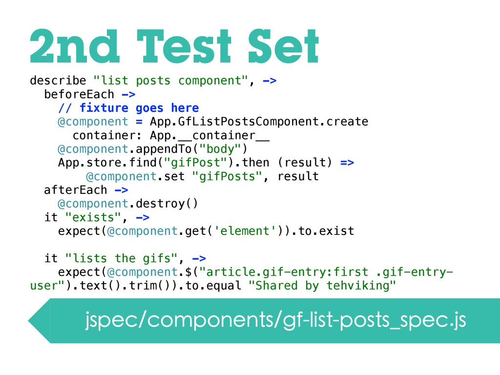 2nd Test Set jspec/components/gf-list-posts_spe...