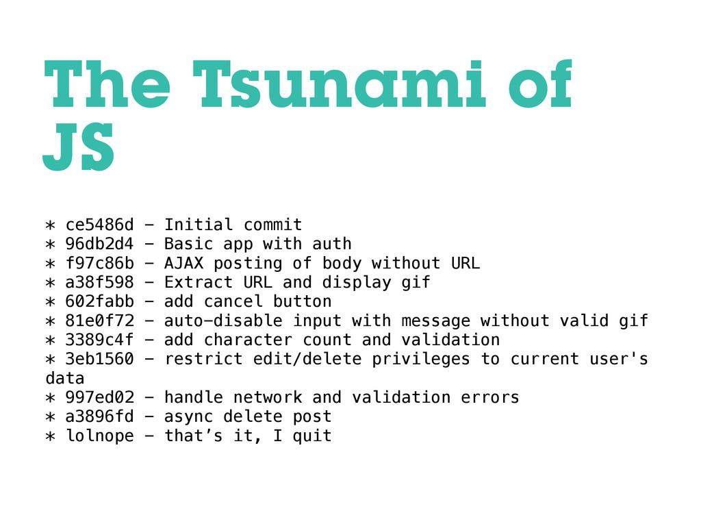* ce5486d - Initial commit * 96db2d4 - Basic ap...