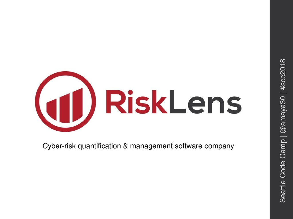 Cyber-risk quantification & management software...