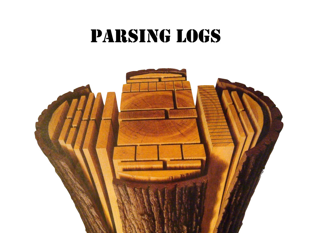 PARSING LOGS