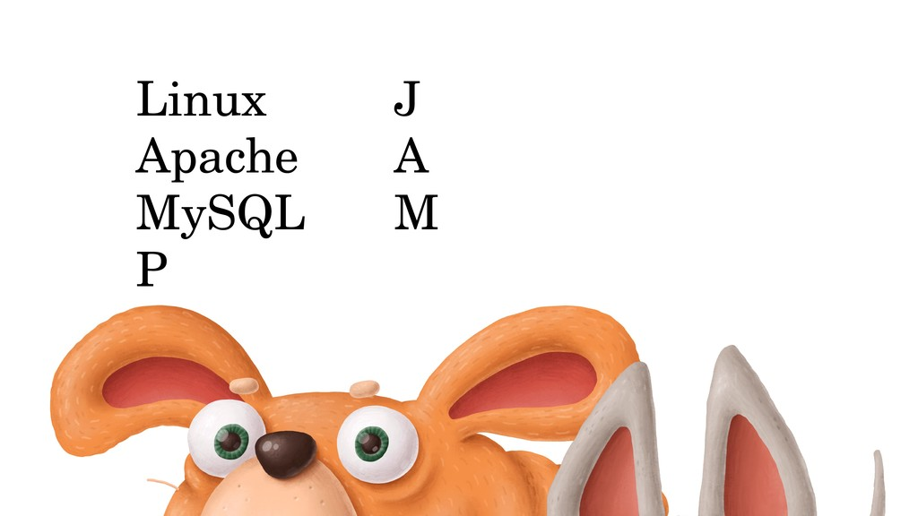Linux Apache MySQL P J A M