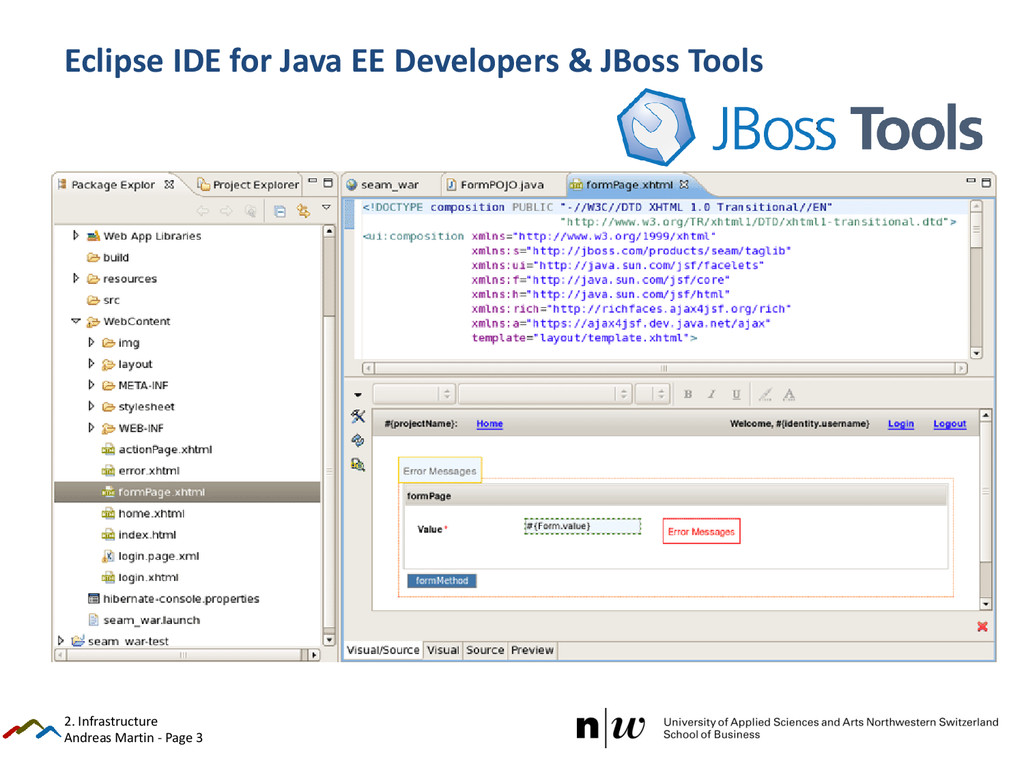 Andreas Martin - Page 3 Eclipse IDE for Java EE...