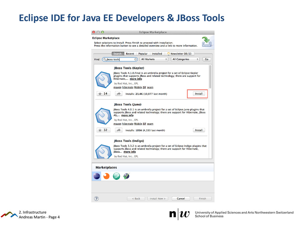 Andreas Martin - Page 4 Eclipse IDE for Java EE...