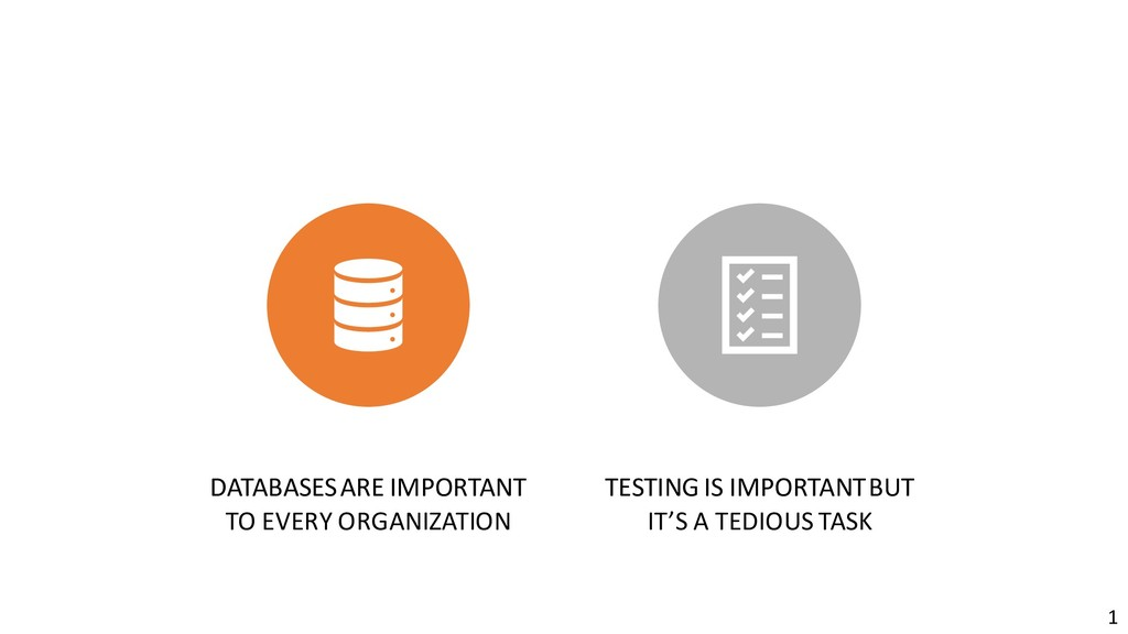 DATABASES ARE IMPORTANT TO EVERY ORGANIZATION T...