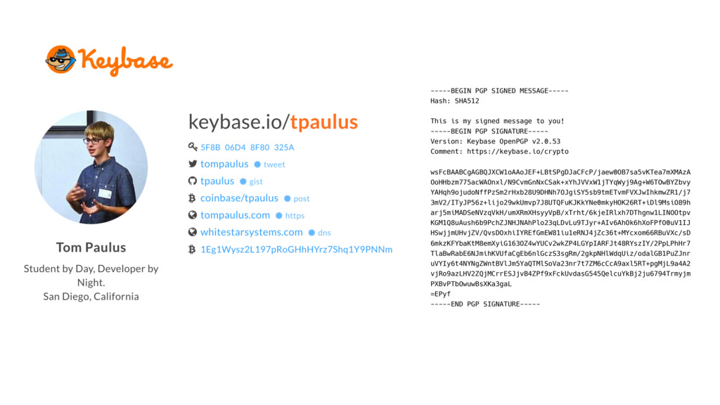 -----BEGIN PGP SIGNED MESSAGE----- Hash: SHA512...