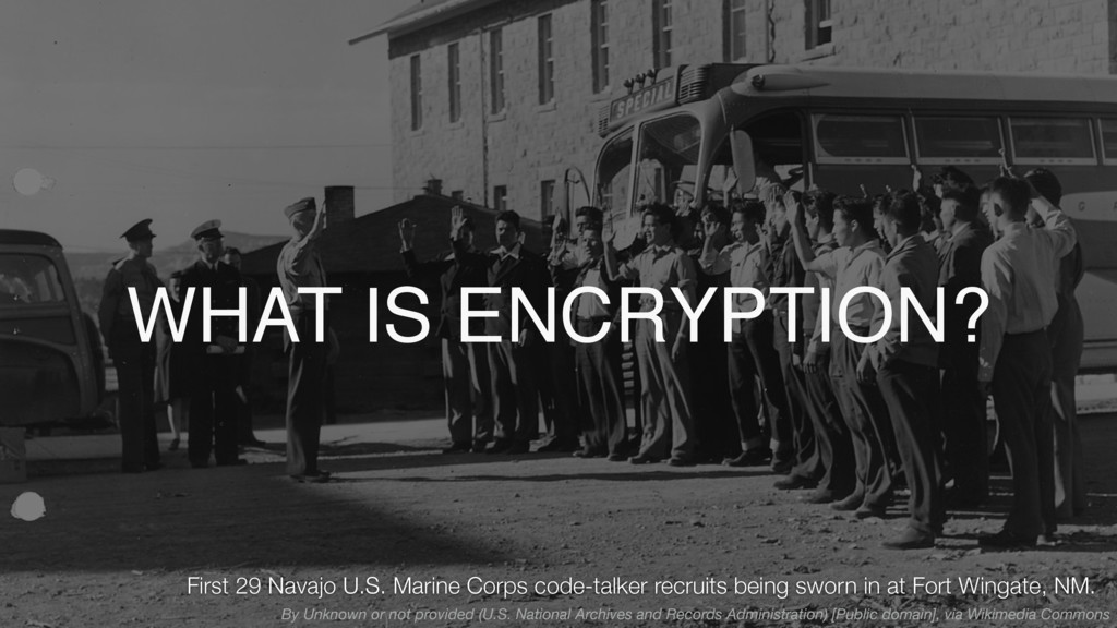 WHAT IS ENCRYPTION? By Unknown or not provided ...
