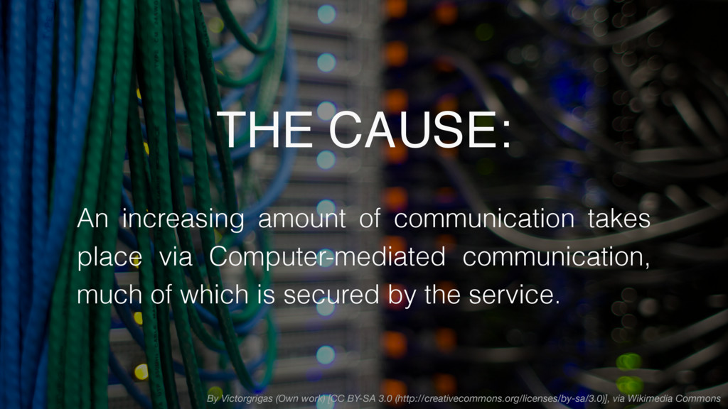 THE CAUSE: By Victorgrigas (Own work) [CC BY-SA...