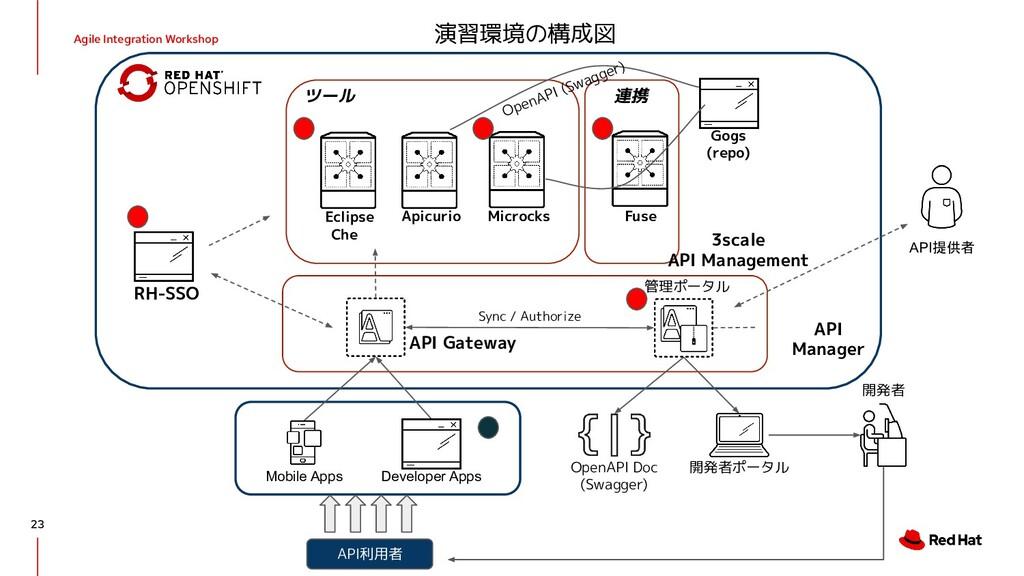 管理ポータル Sync / Authorize API Gateway API Manager...