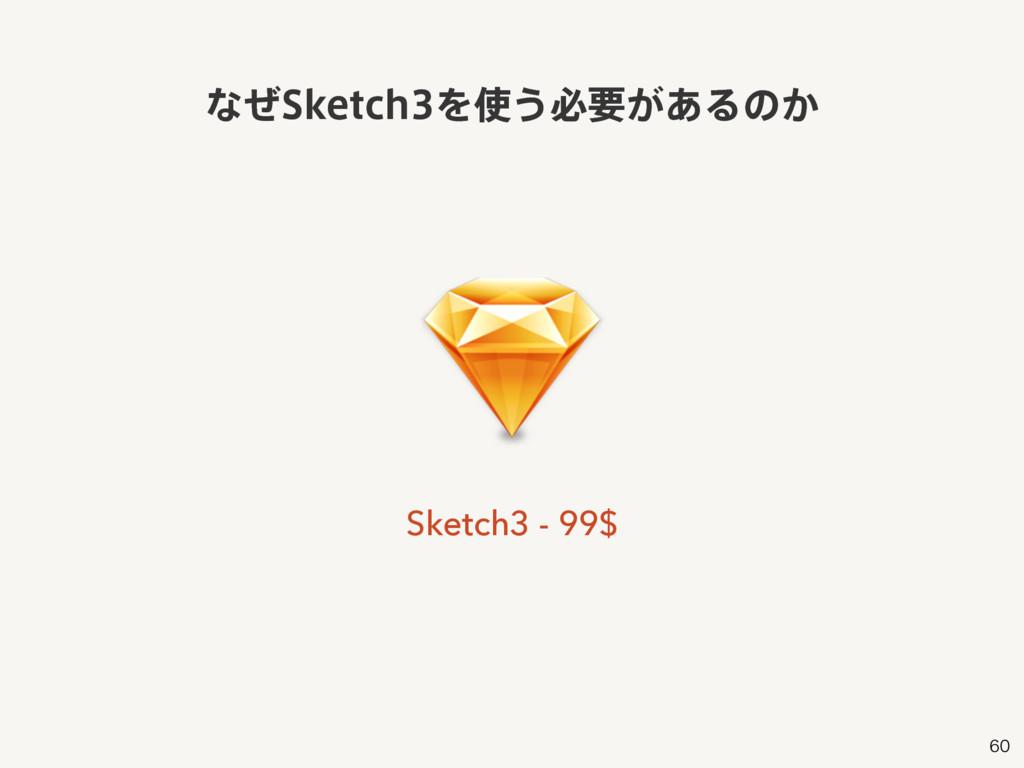 Sketch3 - 99$ ͳͥ4LFUDIΛ͏ඞཁ͕͋Δͷ͔