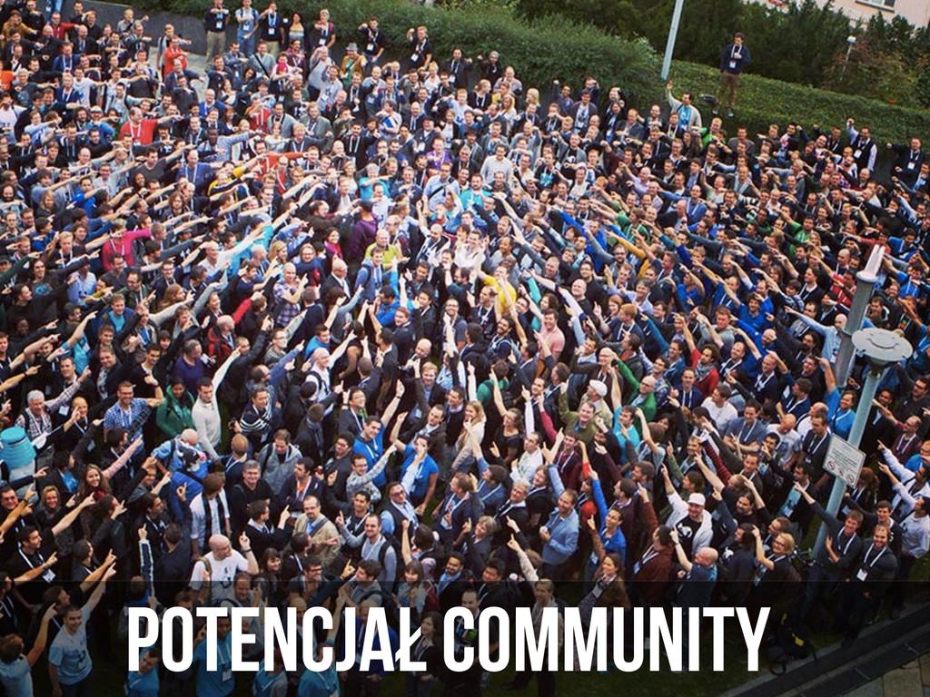 Potencjał community