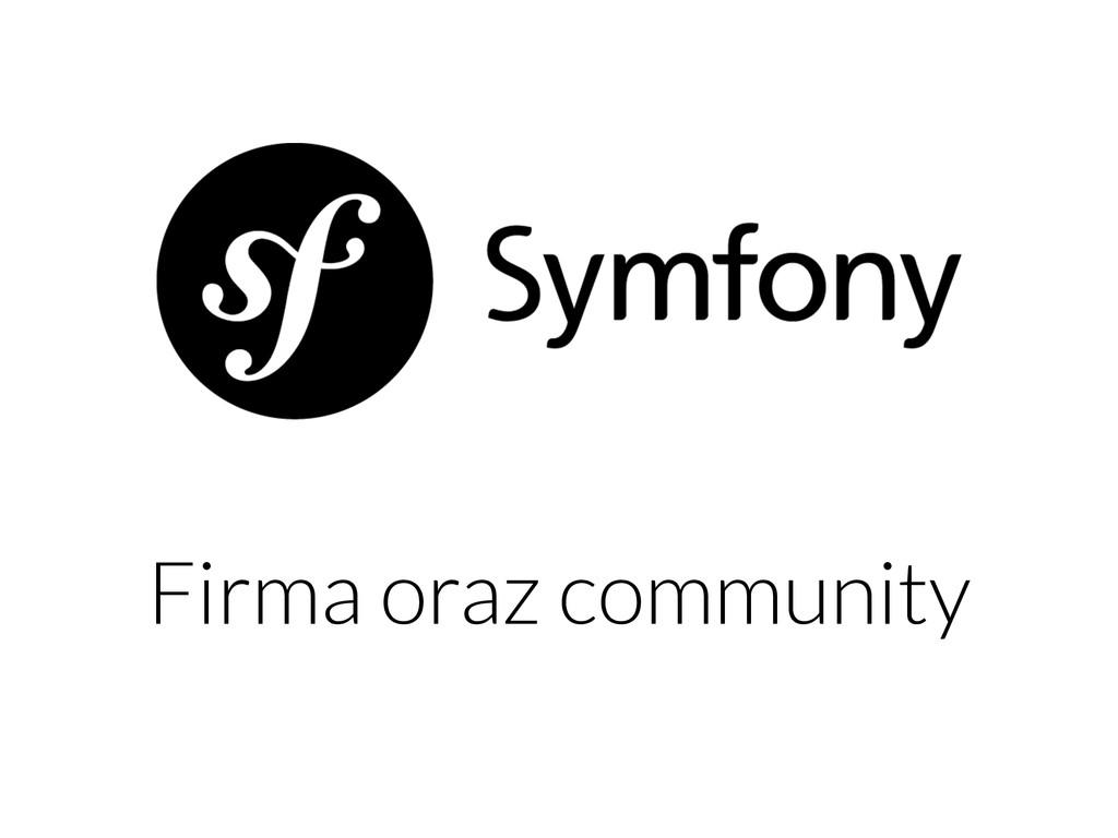 Firma oraz community