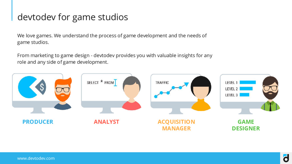 We love games. We understand the process of gam...