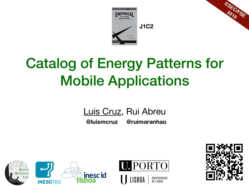 Catalog of Energy Patterns for Mobile Applicati...