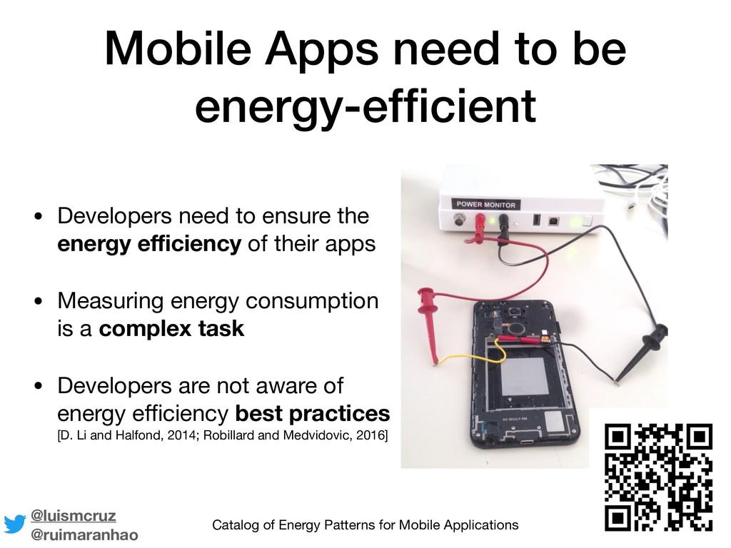 @luismcruz @ruimaranhao Catalog of Energy Patte...