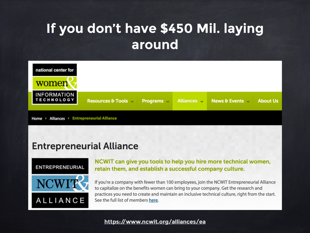If you don't have $450 Mil. laying around https...