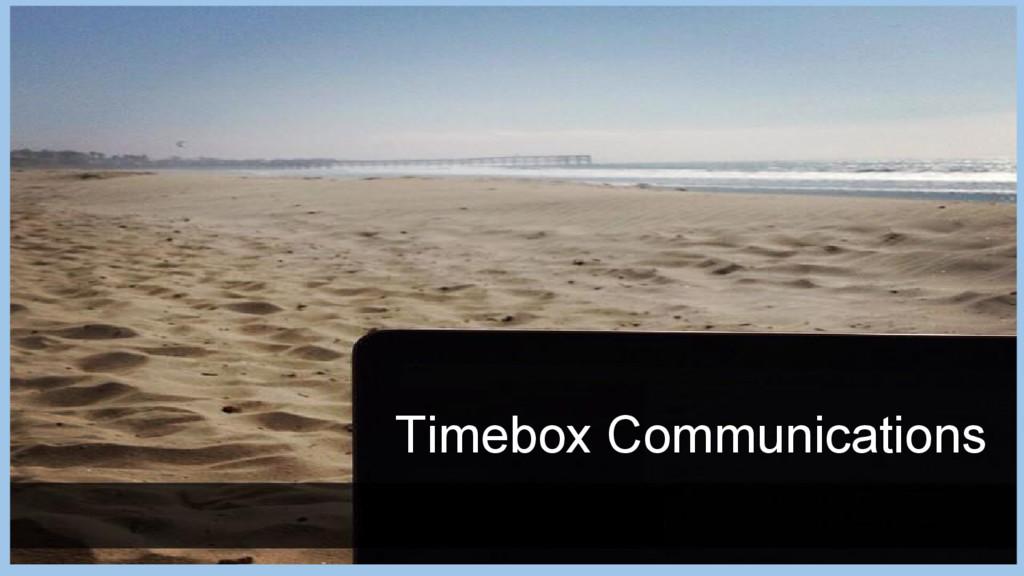Timebox Communications
