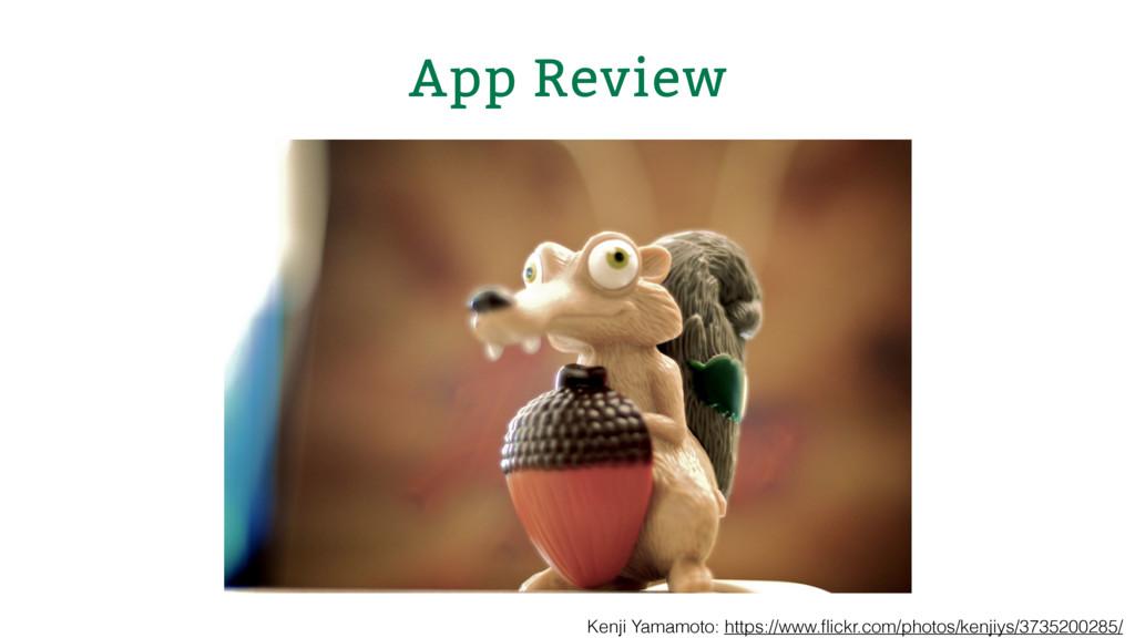 App Review Kenji Yamamoto: https://www.flickr.co...