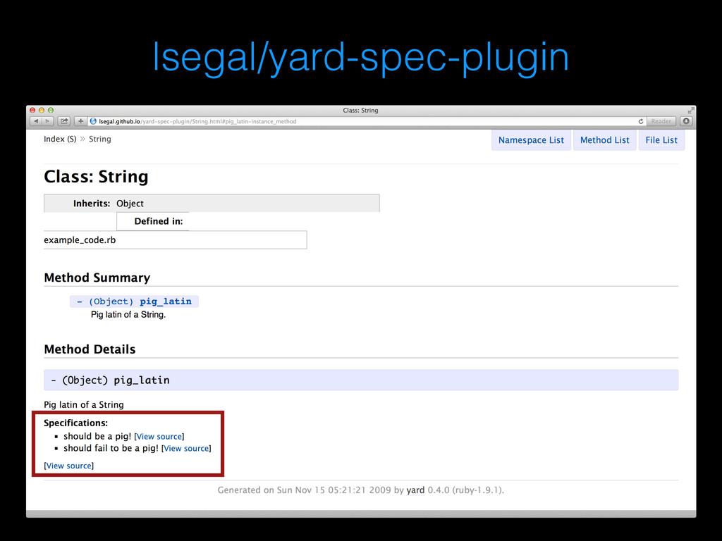 lsegal/yard-spec-plugin