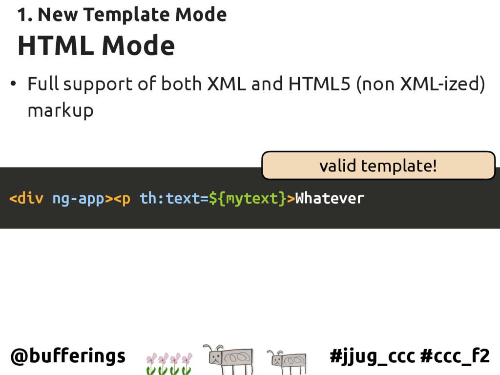 #jjug_ccc #ccc_f2 @bufferings HTML Mode • Full ...