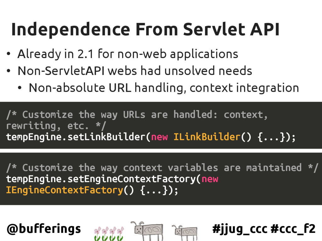 #jjug_ccc #ccc_f2 @bufferings Independence From...