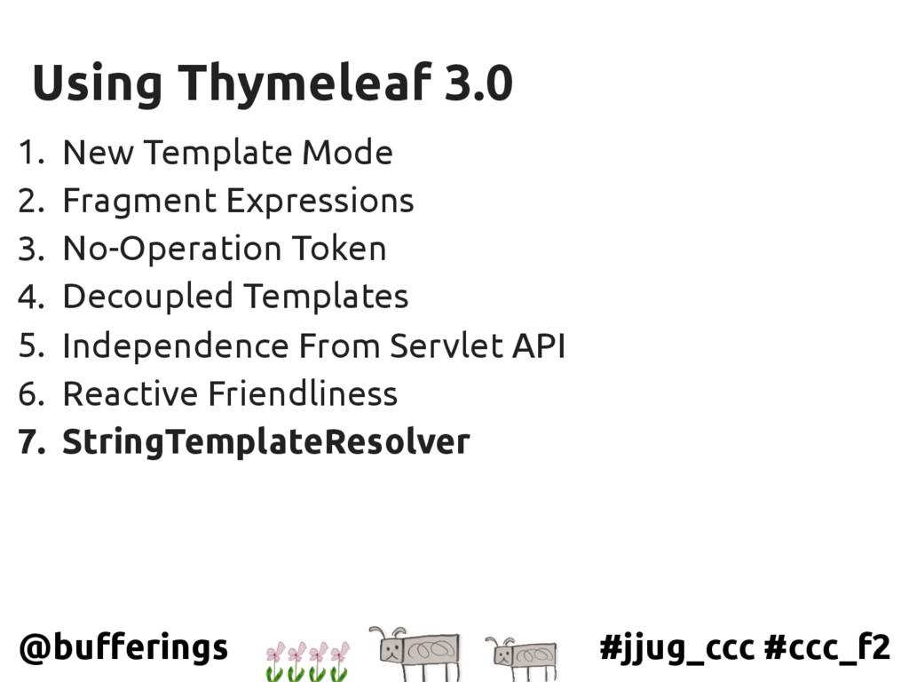#jjug_ccc #ccc_f2 @bufferings Using Thymeleaf 3...